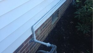 Gas Pipe Repair