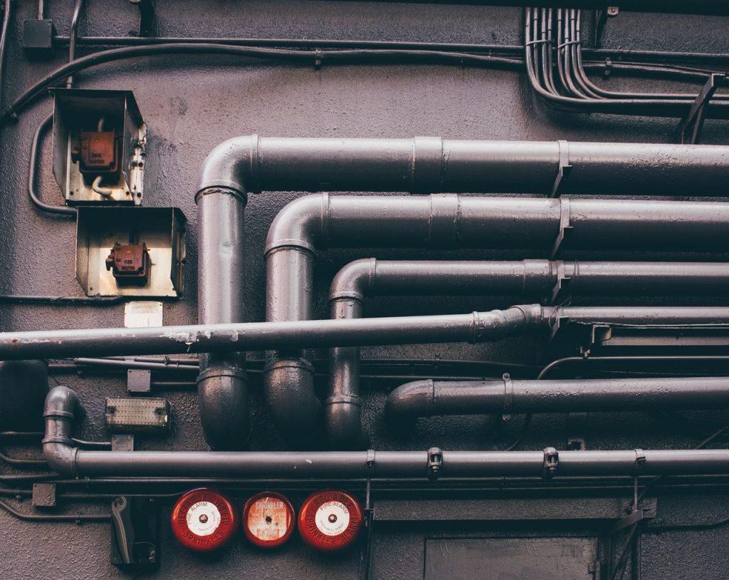 water tank and leak repair